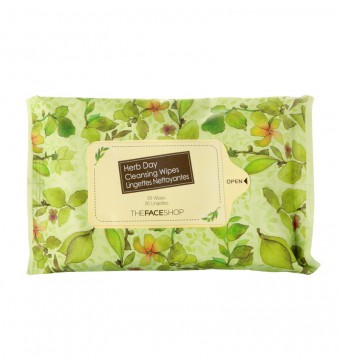 Herb Day Cleansing Tissue (20)