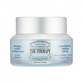 The Therapy Anti-aging No Shine Hydrating Cream