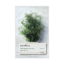 Beyond Herb Garden Mask - Tea Tree