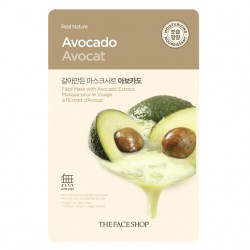 Real Nature Face Mask  Avocado