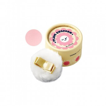 Lovely Me: Ex Pastel Cushion Blusher 03 Plum Cushion