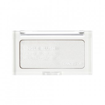 Single Blush WH01 Sugar White
