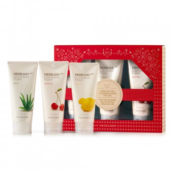 2018 Holiday Herb Day Cleansing Set