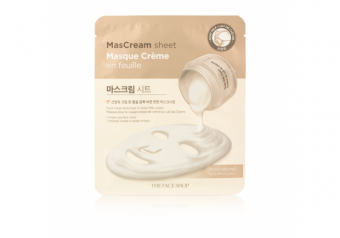 Goat Milk Mascream Sheet