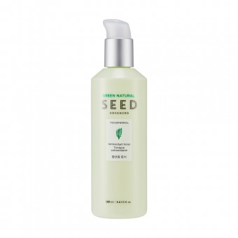 Green Natural Seed Anti Oxid Toner