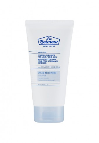 Dr.Belmeur Amino Clear Foaming Cleanser For Acne-Prone Skin