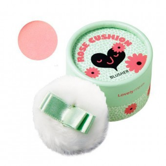 Lovely Me: Ex Pastel Cushion Blusher 01 Rose Cushion