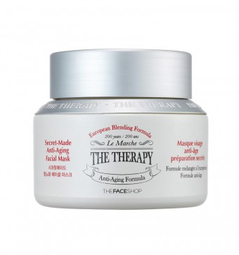 The Therapy Secret-made Anti-aging Facial Mask