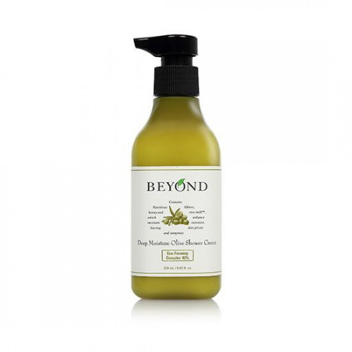 Beyond Deep Moisture Olive Shower Cream