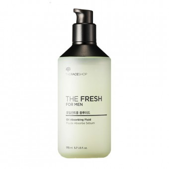 The Fresh for Men Oil Absorbing Fluid