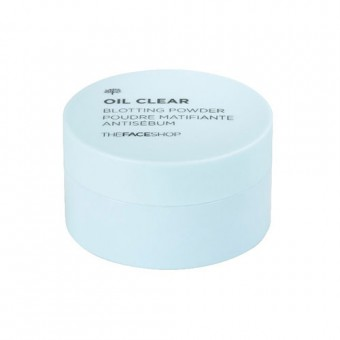 Oil Clear Blotting Powder_expired 130323