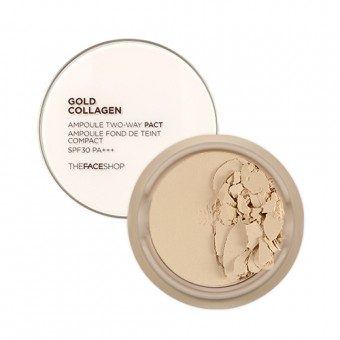 Gold Collagen Ampoule Radiance Pact V203