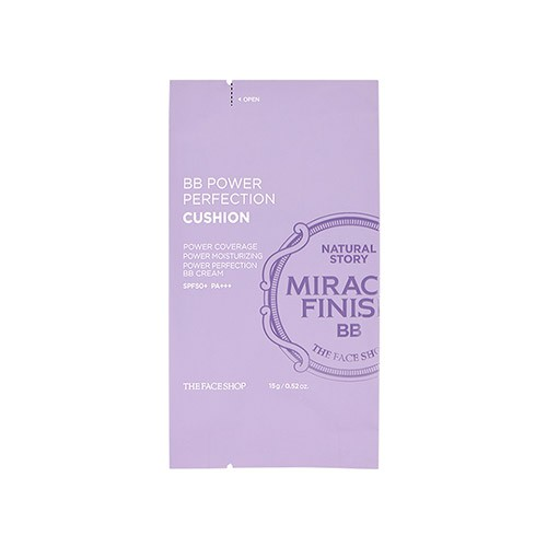 BB Power Perfection Cushion  V201 (Refill) (Miracle Finish)