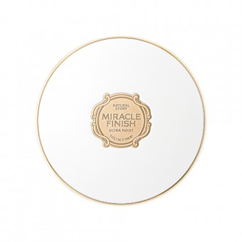 CC Ultra Moist Cushion SPF50+ PA+++ V201 (Miracle Finish)