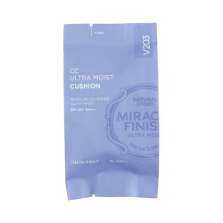 CC Ultra Moist Cushion V203 (Refill) (Miracle Finish)