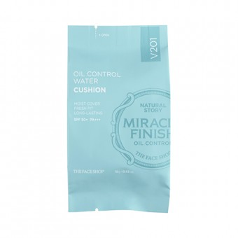 Oil Control Water Cushion  V201(Refill) (Miracle Finish)
