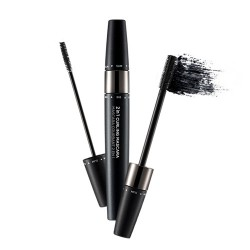 2-In-1 Curling Mascara 01 Black