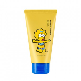 Natural Sun Eco Baby Mild Sun Cream Spf30 Pa++ (Simpsons - Maggie)