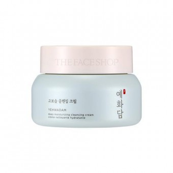 Yehwadam Deep Moisturizing Cleansing Cream