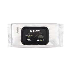 All Clear Cleansing Water Wipes