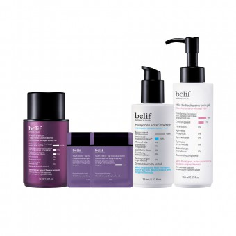 [PRE-ORDER] BELIF AGE KNOCK DOWN BEAUTY KIT