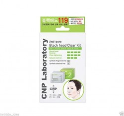 Anti-Pore Black Head Clear Kit(3set)