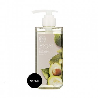 Avocado Body Wash 900ml