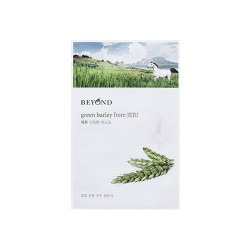 Beyond Mask from Jeju (Green Barley)