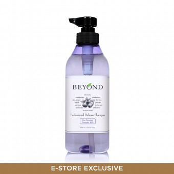 Beyond Professional Defense Shampoo 600ml