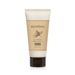 Beyond Rice Milk Mild Brightening Foam