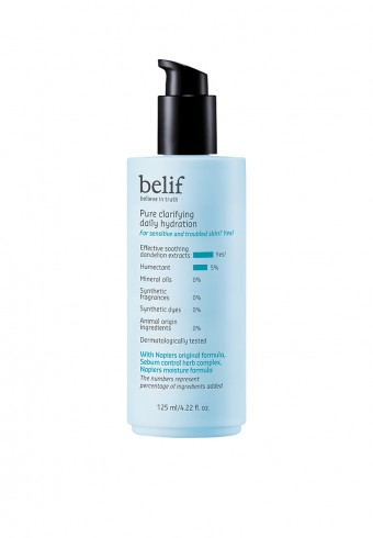 belif Pure Clarifying Daily Hydration