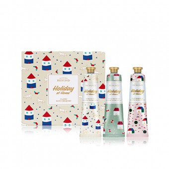 Beyond Holiday Classic Hand Cream Gift Set