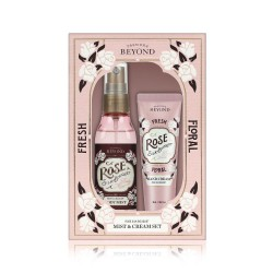Beyond Rose Silk-Bouquet Body Mist & Hand Set