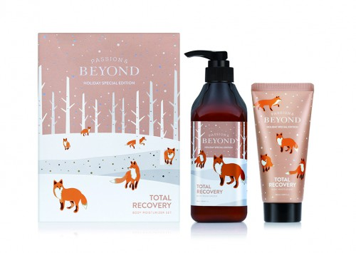 (Holiday Set) Beyond Total Recovery Body Moisturizer