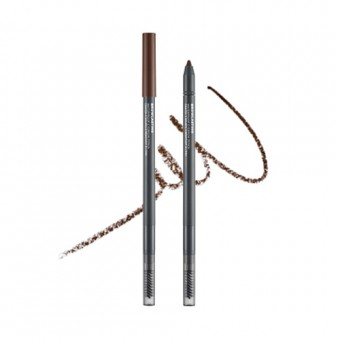 Browlasting Waterproof Eyebrow Pencil 03 Dark Brown