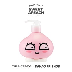Cherry Blossom Body Wash Apeach_Kakao