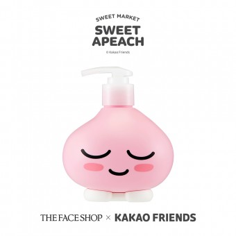 Cherry Blossom Hand & Body Lotion_Apeach_Kakao