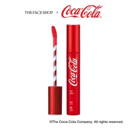 Coca-Cola Lip Tint 04 Tasty Pink