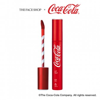 Coca-Cola Lip Tint 05 Coke Red
