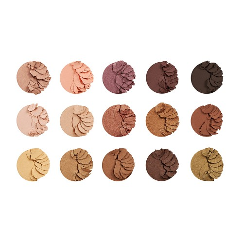Color Contour Eyes 02 Warm (15 Colors)