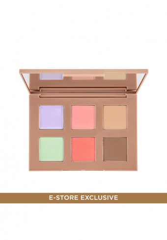 Color Contour Face Palette 02