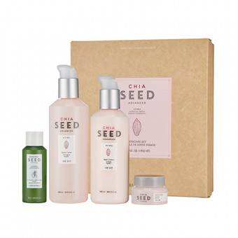 Chia Seed Skin Care Set