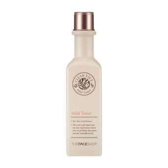 Clean Face Mild Toner