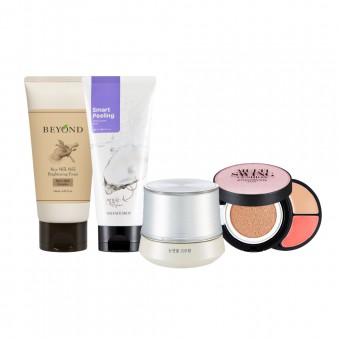 [PRE-ORDER] Clean & Brightening Beauty Kit N203