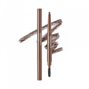 Designing Matte Eyebrow Pencil 03 Brown