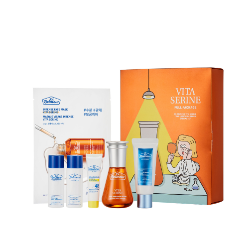 Dr. Belmeur Vita Serine Serum Package