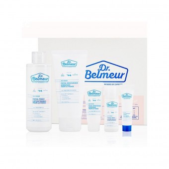 Dr Belmeur Daily  Repair Skin Care Set
