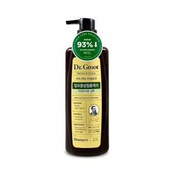 Dr Groot Hair Loss Control Shampoo for Oily Scalp