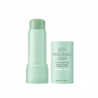 Jeju Volcanic Lava Clay Stick Mask_Fresh