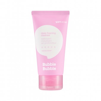 Bubble Bubble Deep Foaming Cleanser